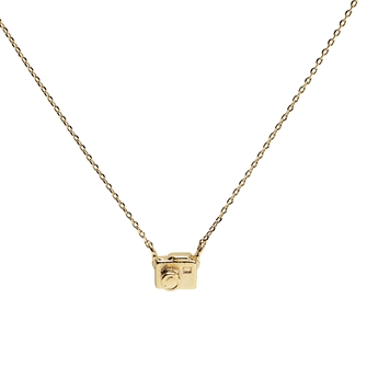 Picture of Necklace Annelie, gold plated
