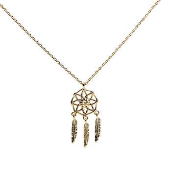 Picture of Necklace Bianca, gold plated