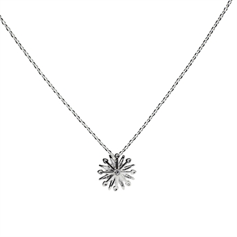 Picture of Necklace Ella, silver plated