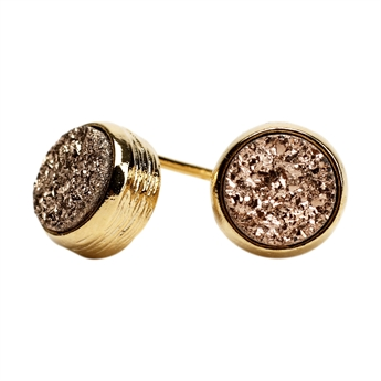 Picture of Earring Lucia, gold plated
