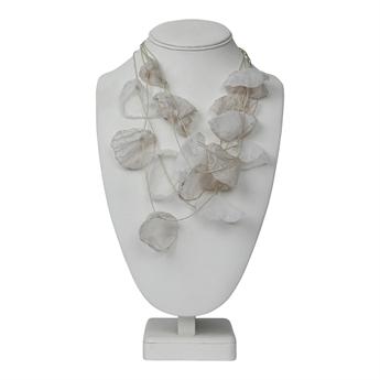 Picture of Necklace Nova, white