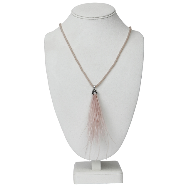 Picture of Necklace Esther, pink