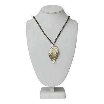 Picture of Necklace Iris, gold