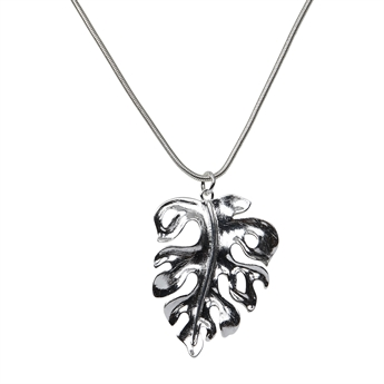 Picture of Necklace Lillian, silver