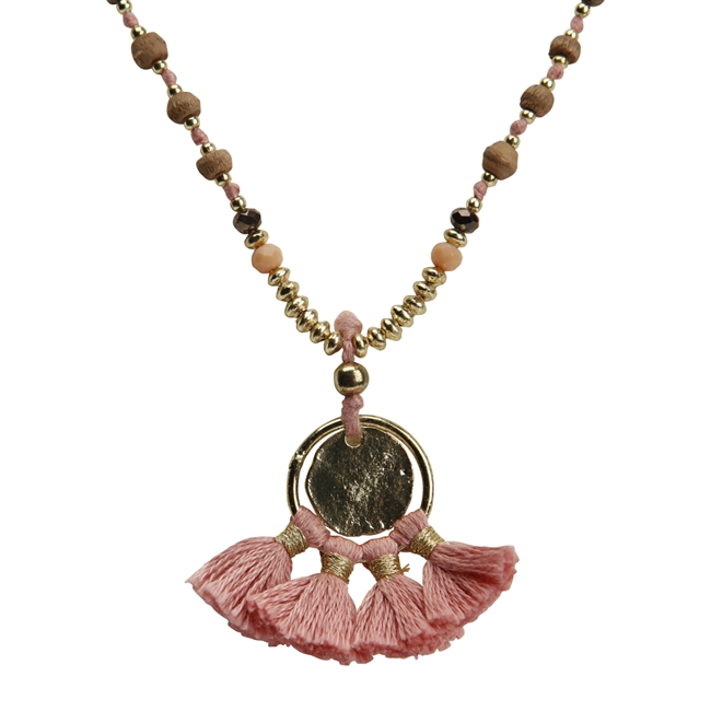 Picture of Necklace Lucy, nature