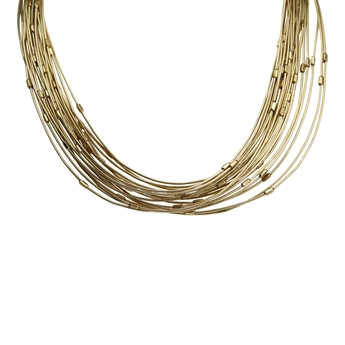 Picture of Necklace Josephine, gold