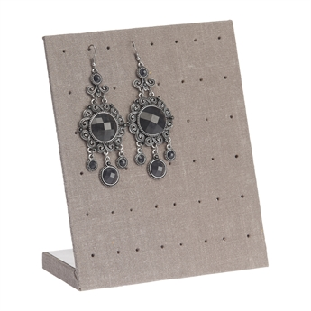 Picture of Earring display, grey