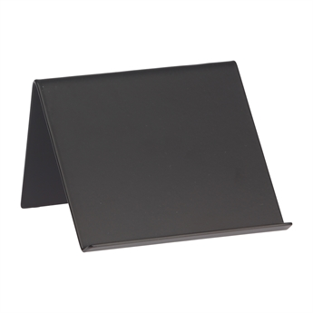 Picture of Metal display, black