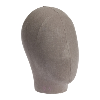 Picture of Single head, grey fabric