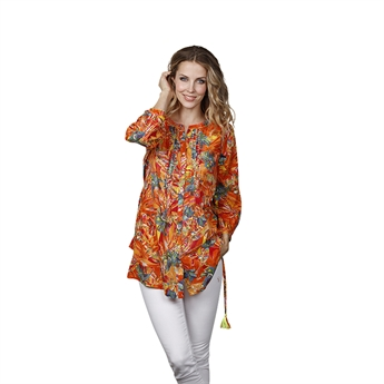 Picture of Tunic Hazel, orange