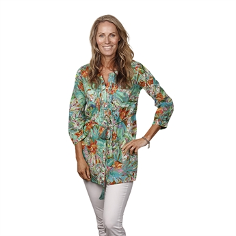 Picture of Tunic Hazel, green