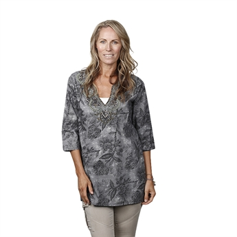 Picture of Tunic Maya, grey