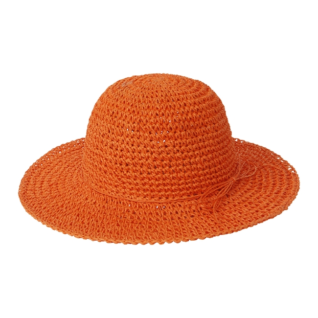 Picture of Hat Marseille, orange