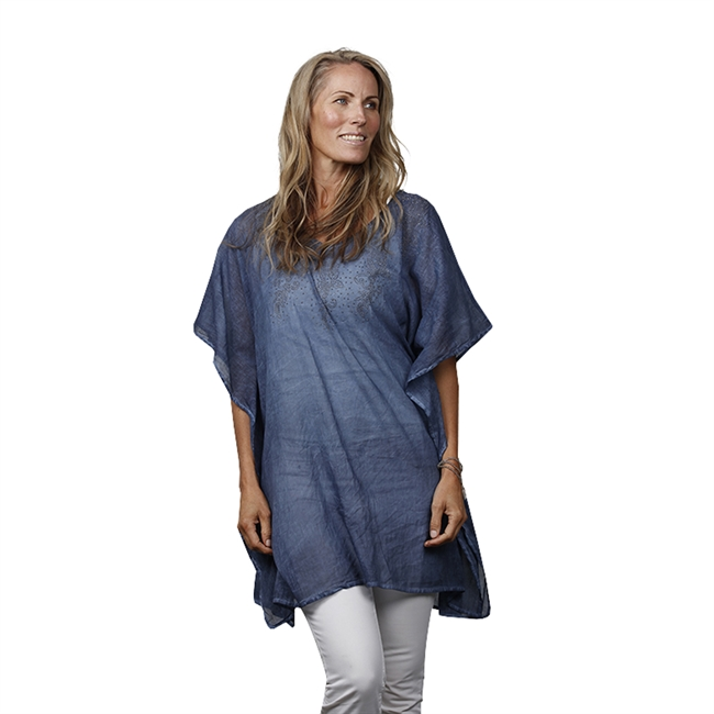 Picture of Kaftan Nice, blue