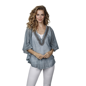 Picture of Kaftan Portofino, grey