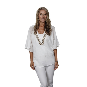 Picture of Kaftan Portofino, white