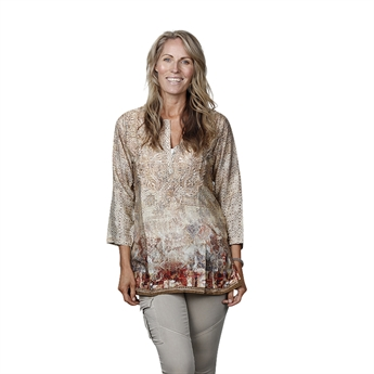 Picture of Tunic Rose, beige