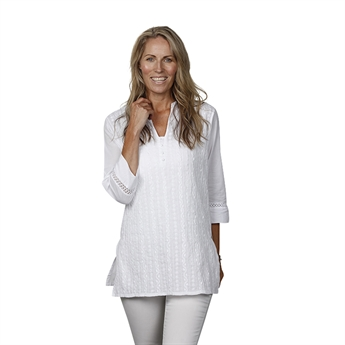 Picture of Tunic Daisy, white