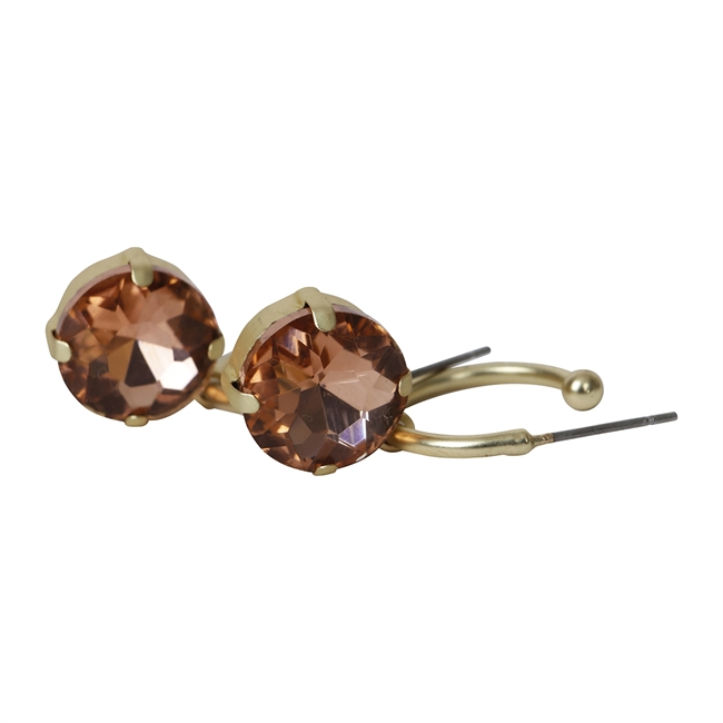 Picture of Earring Lucy, lt pink