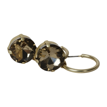 Picture of Earring Lucy, taupe