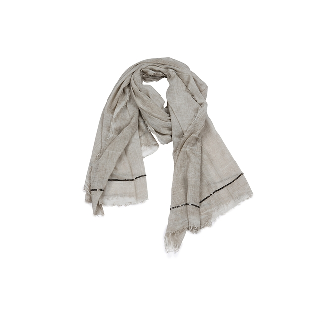 Picture of Scarf Giselle, beige