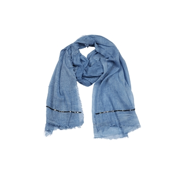 Picture of Scarf Giselle, lt blue