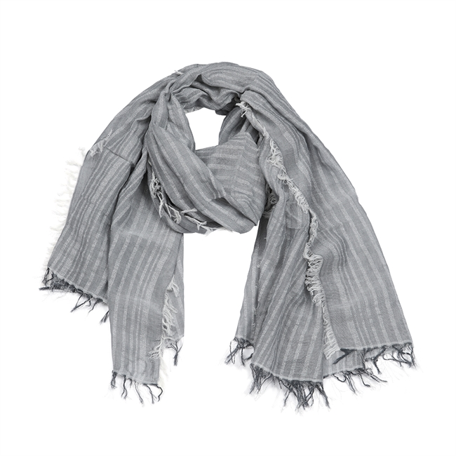 Picture of Scarf Elsie, grey
