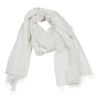Picture of Scarf Elsie, off white