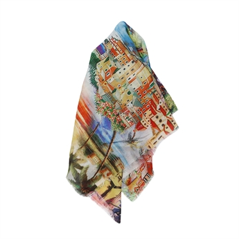 Picture of Mini scarf Daniella, multi