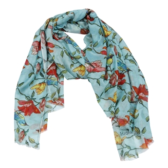 Picture of Scarf Phoebe, turquoise multi