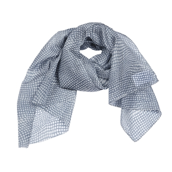 Picture of Scarf Honfleur, grey