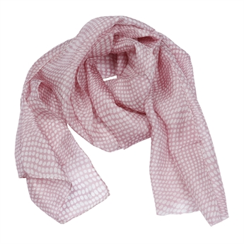 Picture of Scarf Honfleur, pink