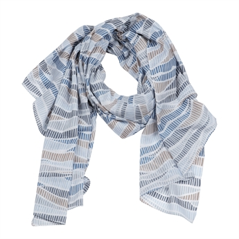 Picture of Scarf Carmen, blue
