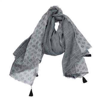 Picture of Scarf Celeste, grey