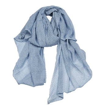 Picture of Scarf Mira, blue
