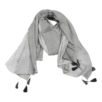 Picture of Scarf Bristol, grey
