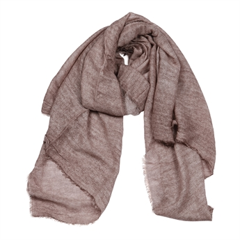 Picture of Scarf Paige, lt pink/silver