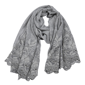 Picture of Scarf Trinity, grey