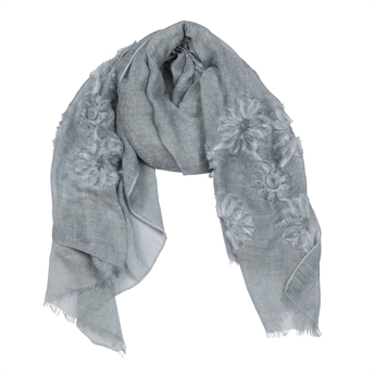 Picture of Scarf Ariel, grey