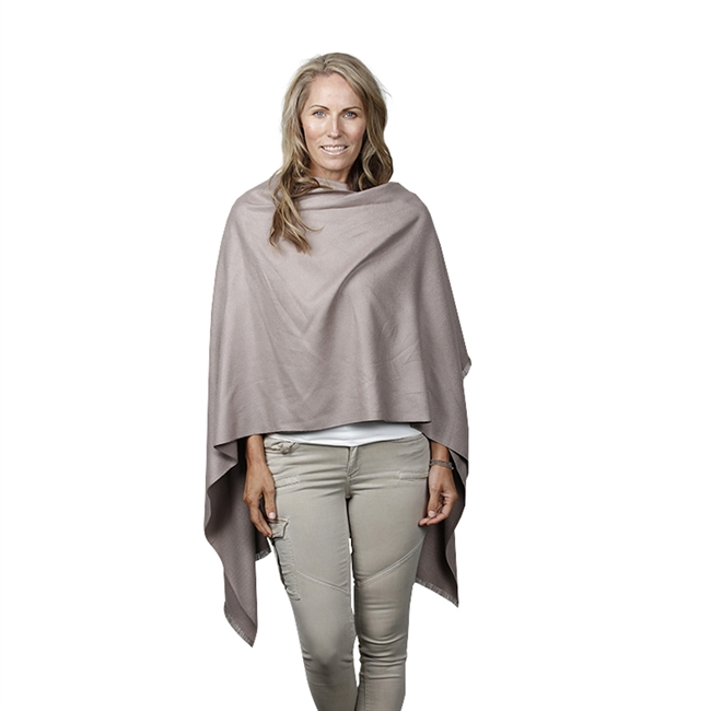 Picture of Poncho Davos, lt beige