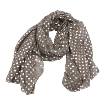 Picture of Scarf Eloise, taupe