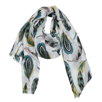 Picture of Scarf Brooke, green
