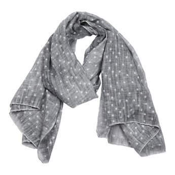 Picture of Scarf Mariah, lt grey