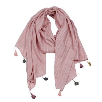 Picture of Scarf Alina, lt pink