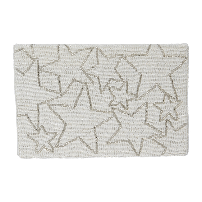 Picture of Clutch bag Blaire, ivory