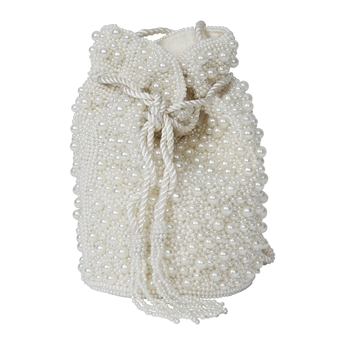 Picture of Pouch Daniella, white
