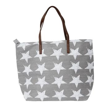 Picture of Bag Hampton, grey/white