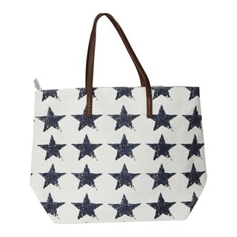 Picture of Bag Hampton, white/blue