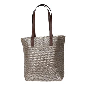 Picture of Bag Miami, beige/silver