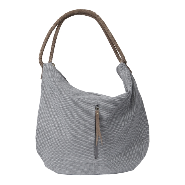 Picture of Shoulder bag Maddie, grey/chicku